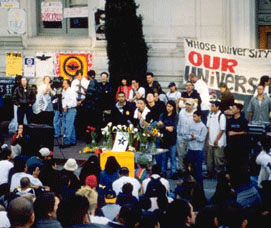 Ethnic Studies Student Strike, 1999