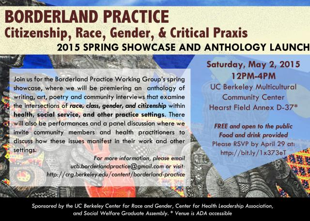 BORDERLAND PRACTICE: Citizenship, Race, Gender, and Critical Praxis