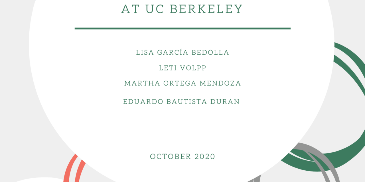 Climate Study of Undocumented Students at UC Berkeley