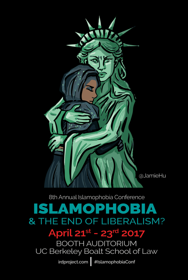 8th Annual International Conference on Islamophobia: Islamophobia and the End of Liberalism?