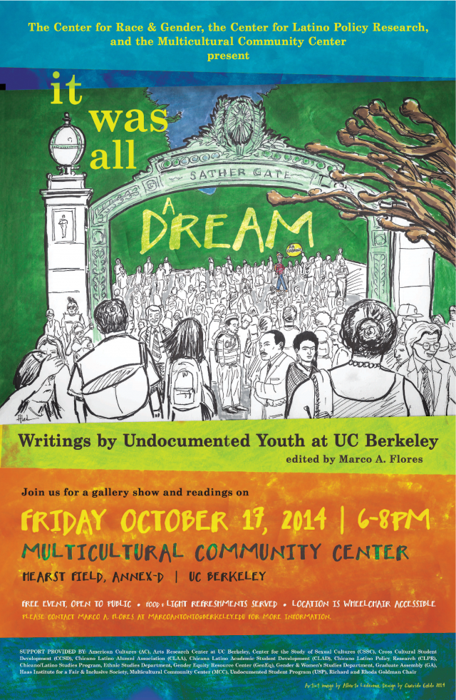 It Was All A Dream: A Celebration of Undocumented Student Writing
