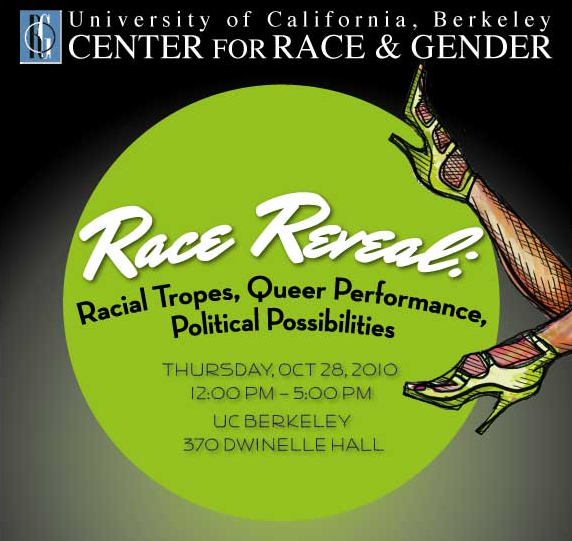 Race Reveal: Racialized Tropes, Queer Performance, Political Possibilities