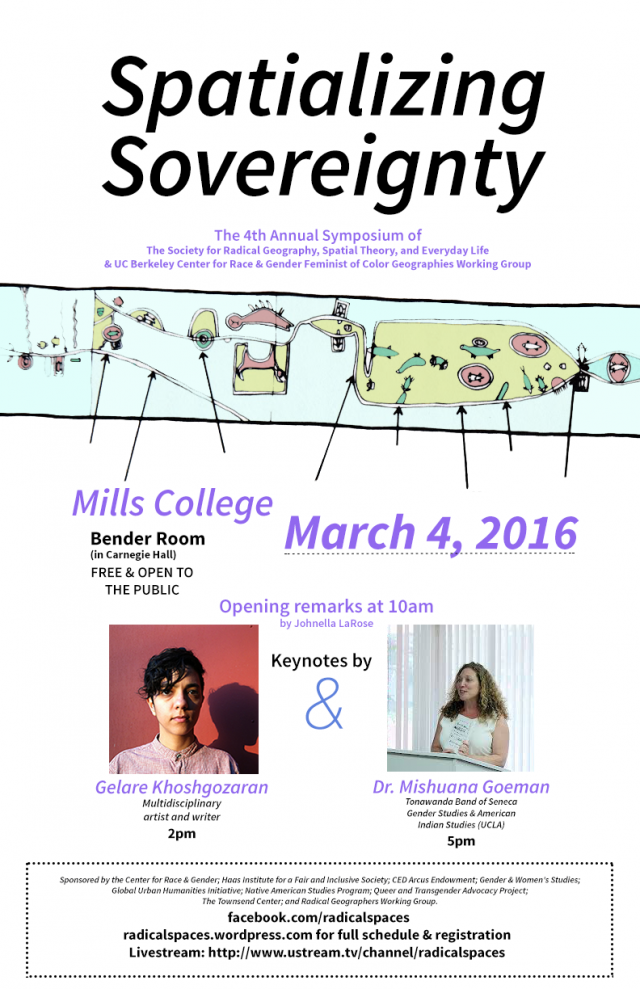 Spatializing Sovereignty