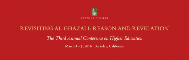 Revisiting Al-Ghazali: Reason and Revelation