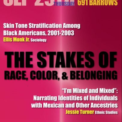 The Stakes of Race, Color, & Belonging