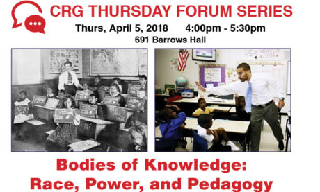 Bodies of Knowledge: Race, Power, & Pedagogy