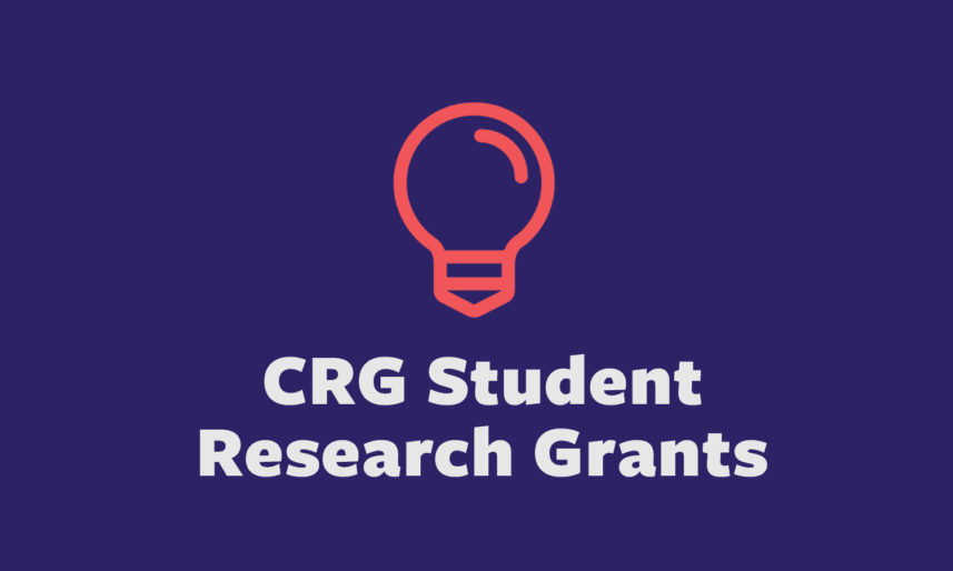 Undergraduate Student Research Grants – Application Deadline