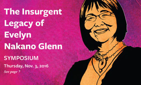 The Insurgent Legacy of Evelyn Nakano Glenn