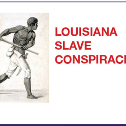Louisiana Slave Conspiracies