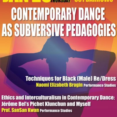 Contemporary Dance as Subversive Pedagogies