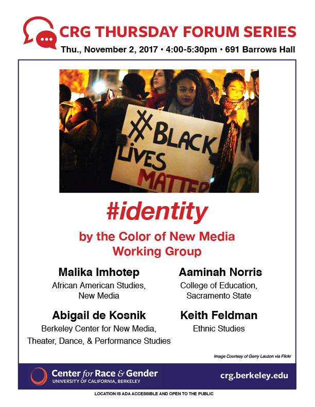 #identityby the Color of New Media