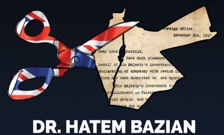 Colonial Legalism 100 Years Since Balfour, Dispossession of Palestine