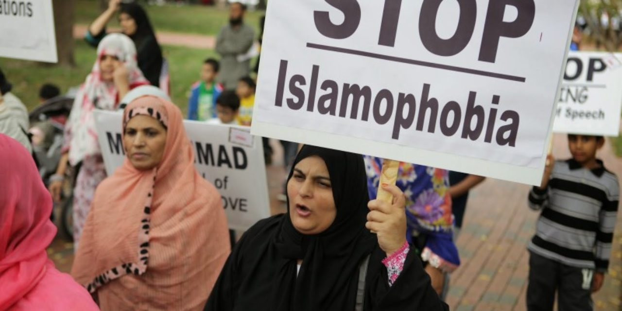 The Geography of Islamophobia