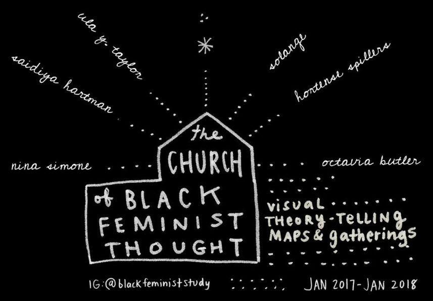 The Church of Black Feminist Thought