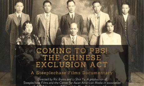 """Screening of """"The Chinese Exclusion Act"""" and Panel Discussion"""