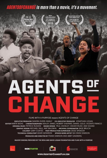Agents of Change: Film Screening and Panel