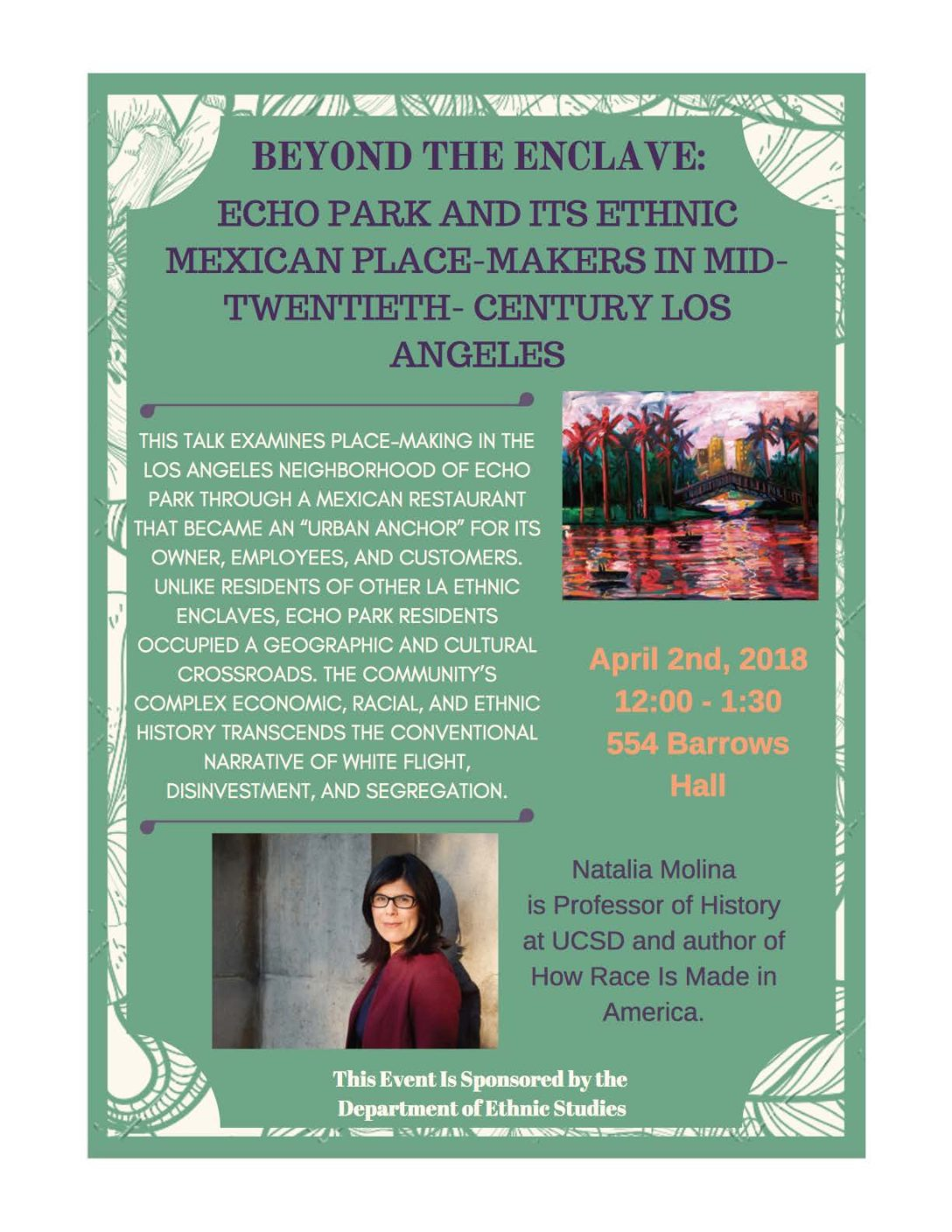 Beyond the Enclave: Echo Park and its Ethnic Mexican Place-Makers in Mid-Twentieth-Century Los Angeles
