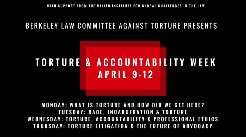 Torture and Accountability Week