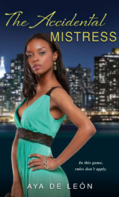 The Accidental Mistress (Justice Hustler Series)