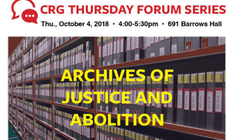 Archives of Justice and Abolition