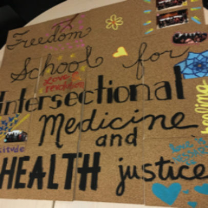 Freedom School for Intersectional Medicine and Health Justice