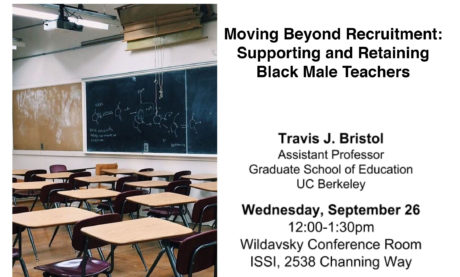 Moving Beyond Recruitment: Supporting and Retaining Black Male Teachers