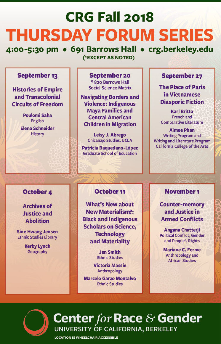 Fall2018 forum poster