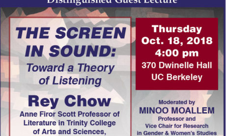 The Screen in Sound: Toward a Theory of Listening