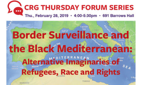 Border Surveillance and the Black Mediterranean: Alternative Imaginaries of Refugees, Race and Rights