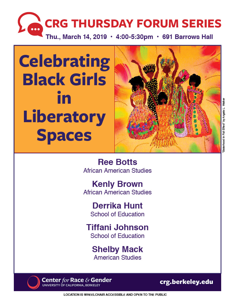 Celebrating Black Girls in Liberatory Spaces