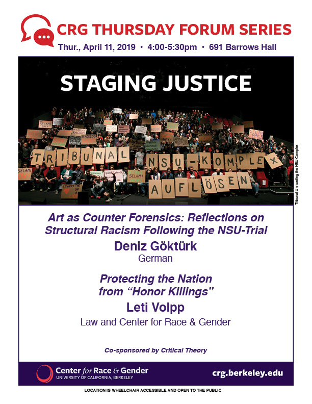 Staging Justice
