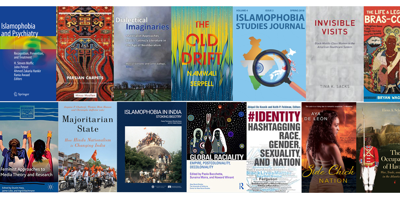 Affiliated Faculty 2018-2019 Publications Available Now!