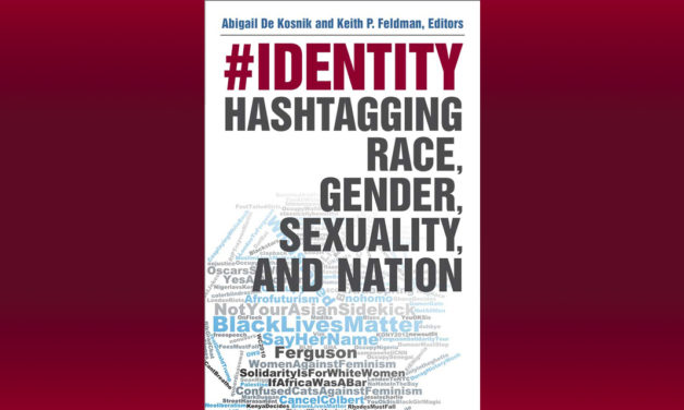 New Volume, #identity, from the Color of New Media Working Group