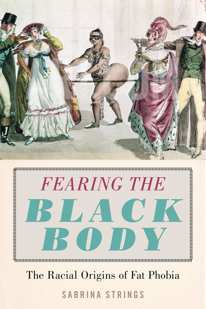 Book Talk: Fearing the Black Body