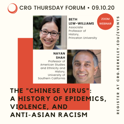 """THE """"CHINESE VIRUS"""": A HISTORY OF EPIDEMICS, VIOLENCE, AND ANTI-ASIAN RACISM"""