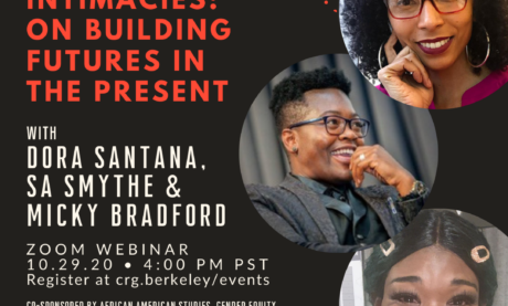 Black Trans Intimacies: On Building Futures in the Present