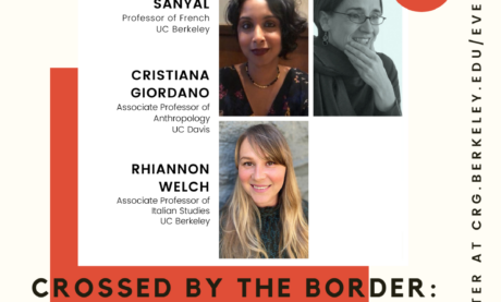 POSTPONED – Crossed by the Border: Migration and the Crisis Imaginary