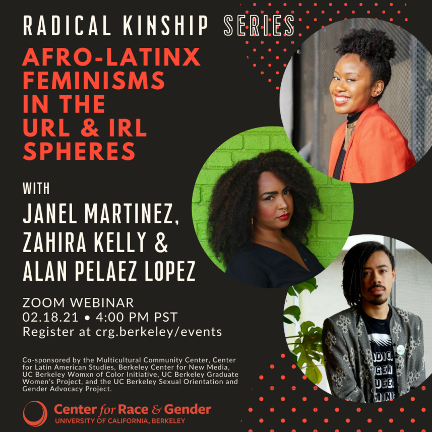 Afro-Latinx Feminisms in the URL & IRL Spheres