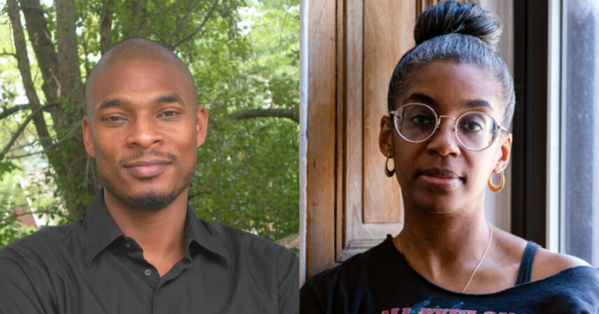 Poetry Reading featuring Terrance Hayes and Simone White
