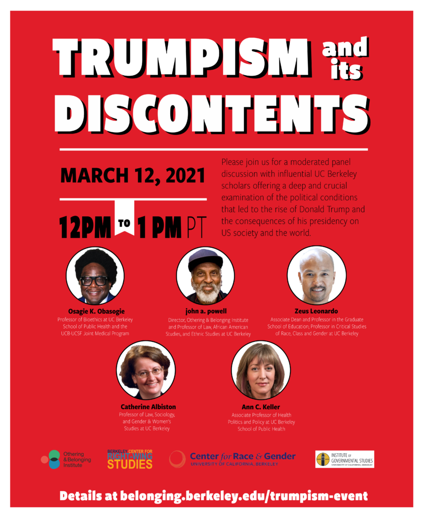 Trumpism and its Discontents