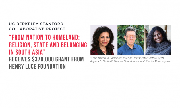 Political Conflict, Gender and People's Rights Initiative receives Henry Luce Foundation Grant