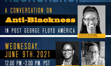 American Reckoning: A Conversation on Anti-Blackness in Post George Floyd America