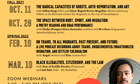 The Space Between Body, Spirit, and Migration: A Poetry Reading and Drag Performance