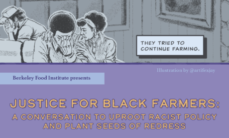Justice for Black Farmers: A Conversation to Uproot Racist Policy and Plant Seeds of Redress