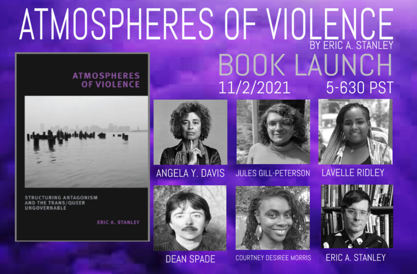 Atmospheres of Violence: Structuring Antagonism and the Trans/Queer Ungovernable